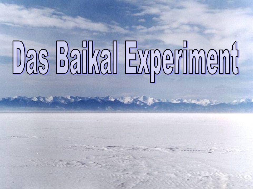 Das Baikal Experiment