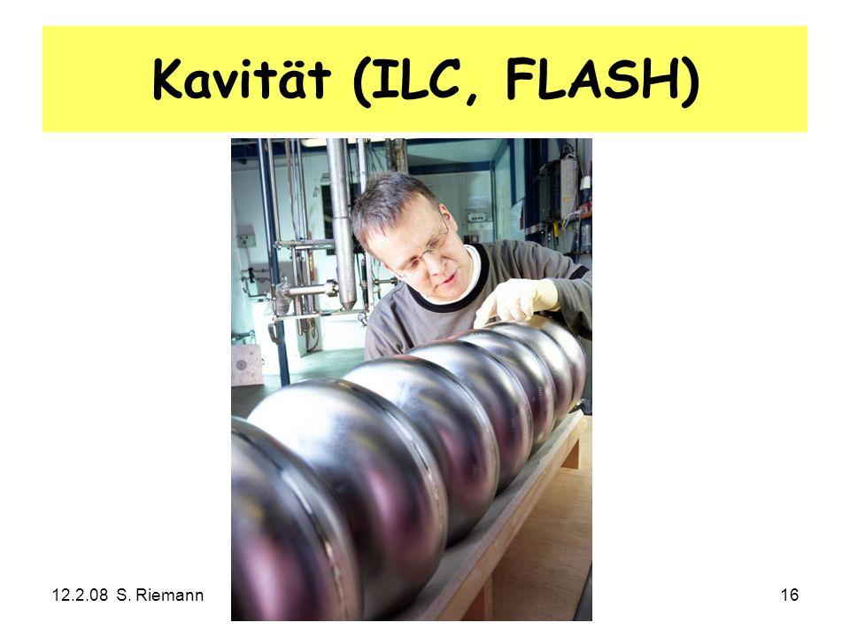 Technisches Seminar: Teilchenphysik