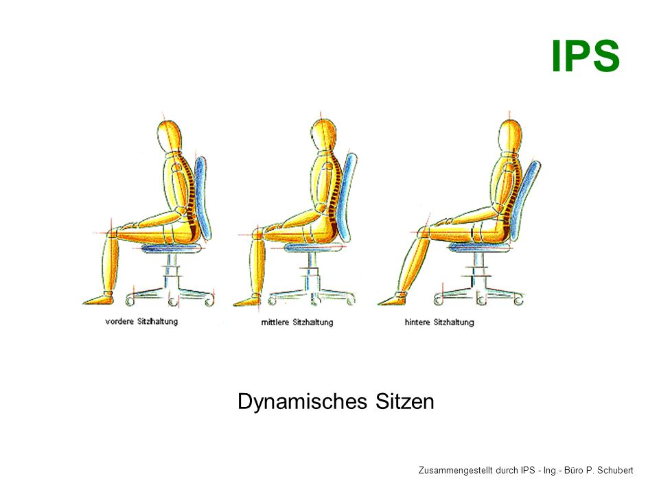 IPS Dynamisches Sitzen