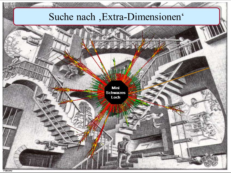 Suche nach 'Extra-Dimensionen'