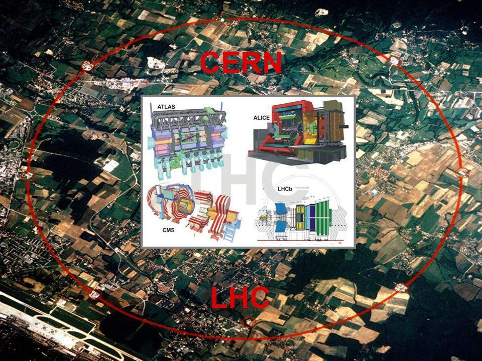 CERN LHC Universität Leipzig Kolloquium 8 Juni 04