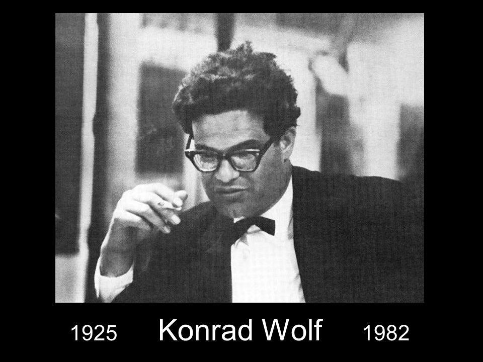 1925 Konrad Wolf 1982