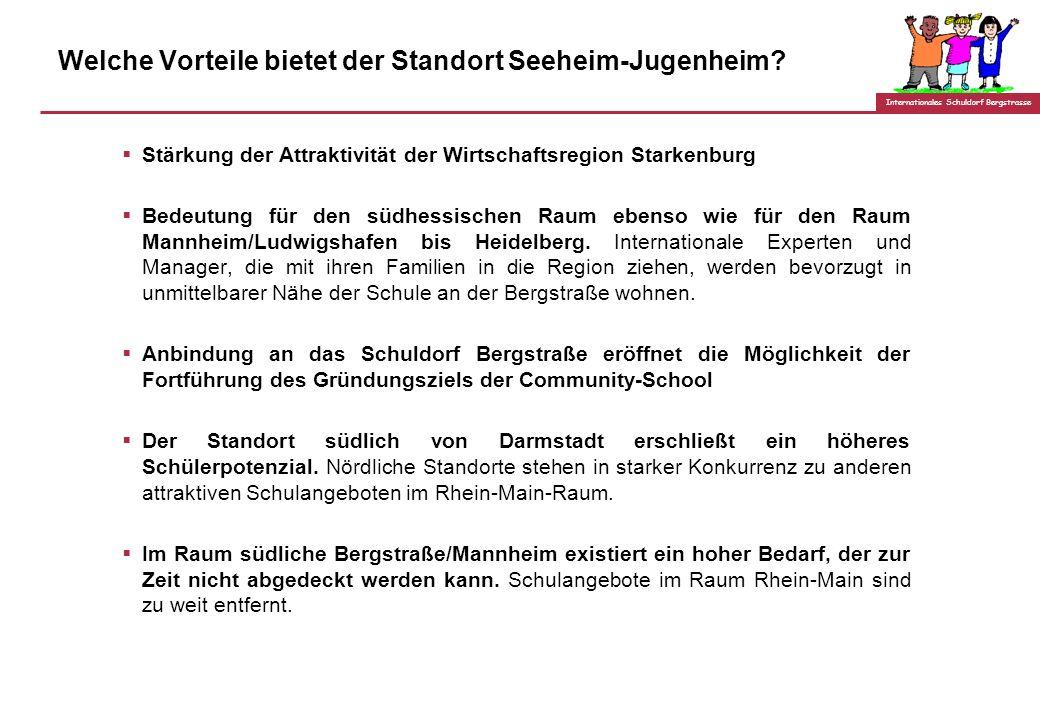 Welche Vorteile bietet der Standort Seeheim-Jugenheim