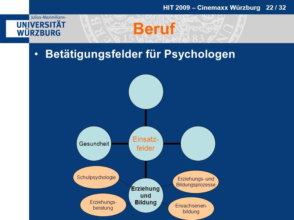 Beruf Betätigungsfelder für Psychologen Schulpsychologie