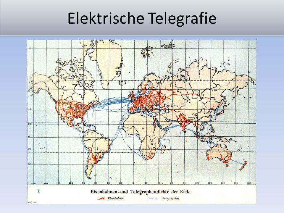 Elektrische Telegrafie