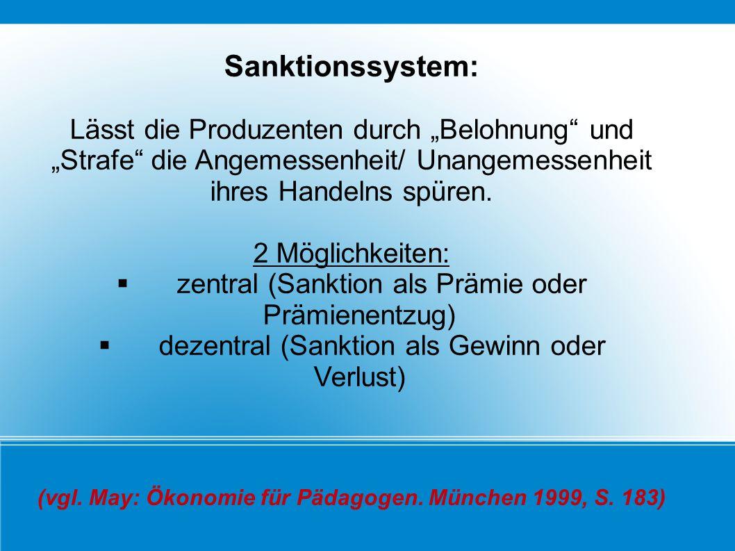 (vgl. May: Ökonomie für Pädagogen. München 1999, S. 183)