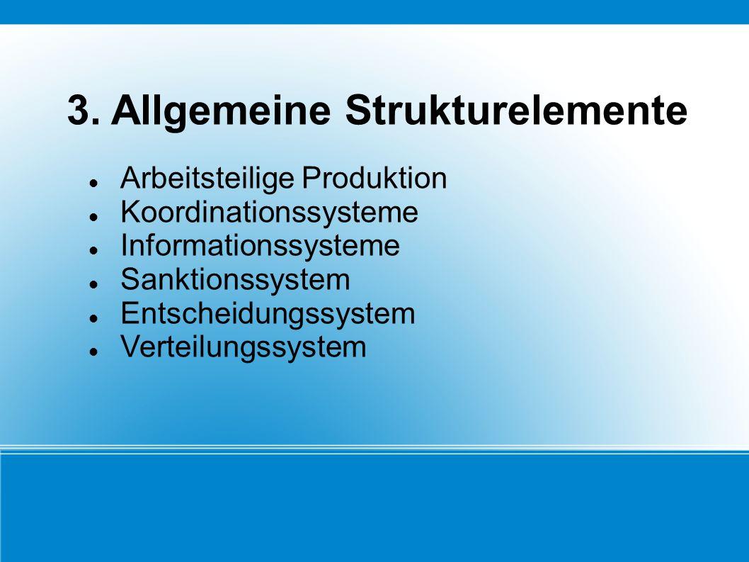 3. Allgemeine Strukturelemente