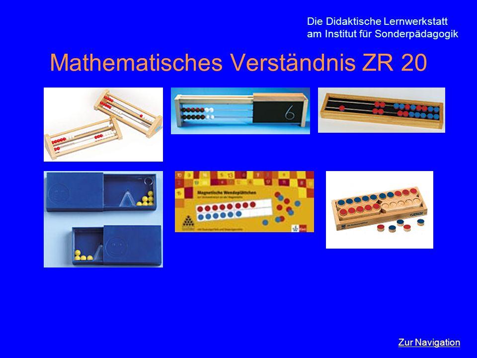 Mathematisches Verständnis ZR 20