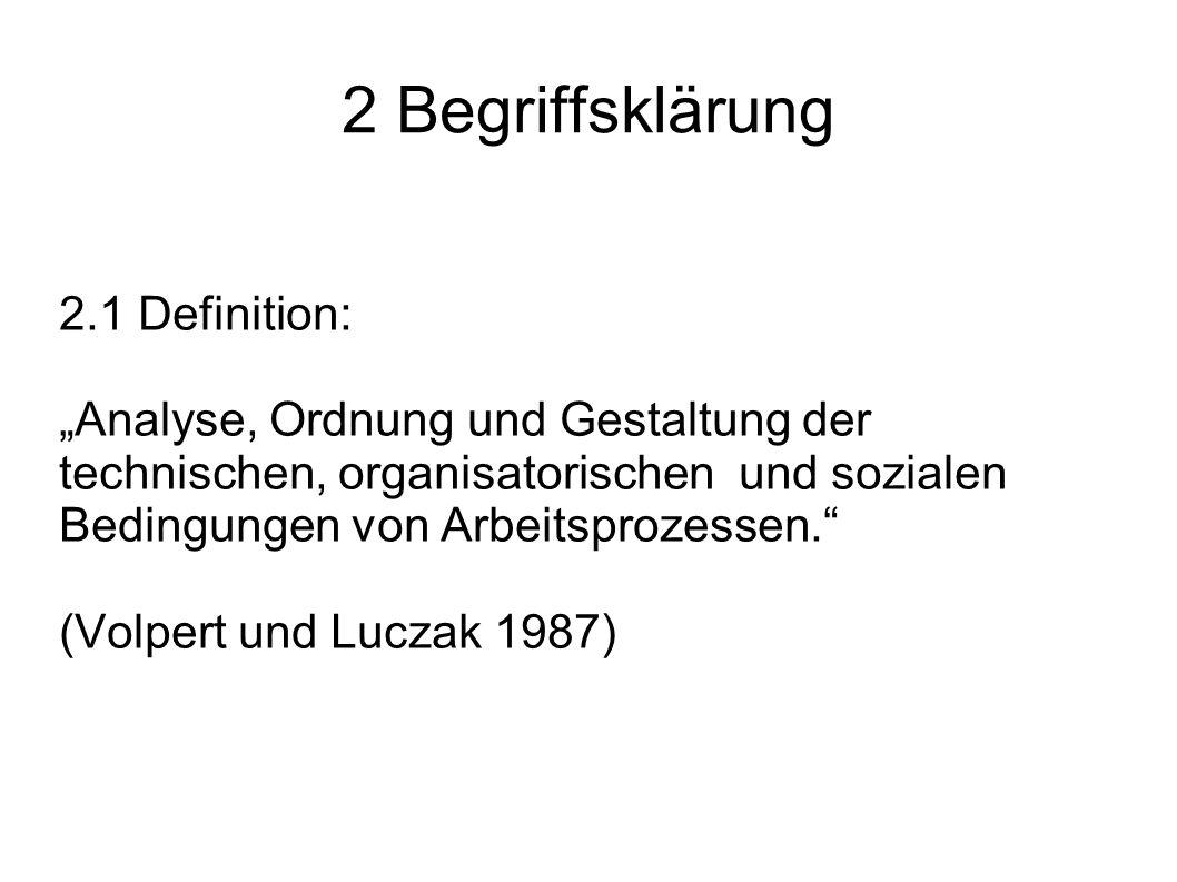 2 Begriffsklärung 2.1 Definition: