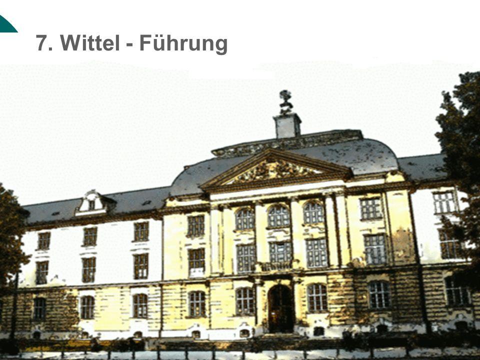 7. Wittel - Führung