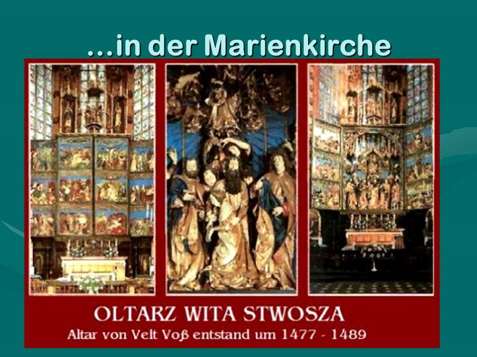 …in der Marienkirche