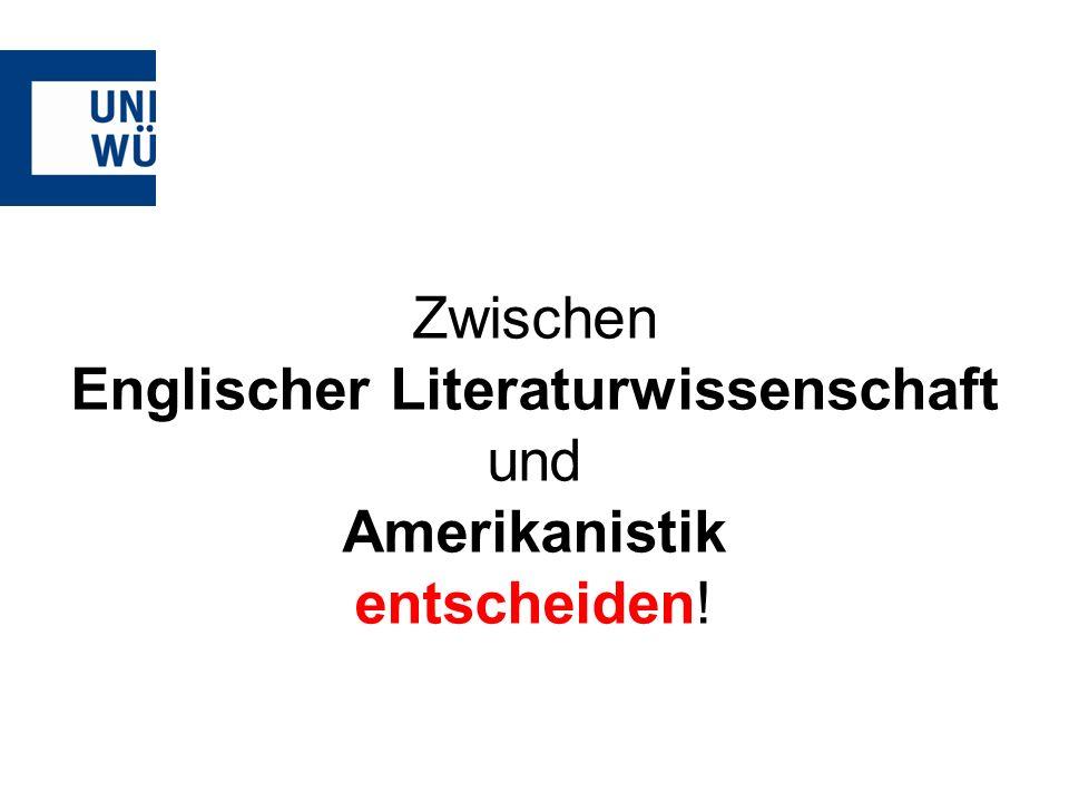 Englischer Literaturwissenschaft