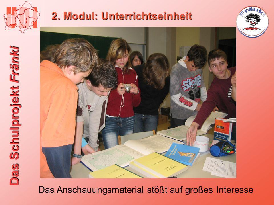 2. Modul: Unterrichtseinheit