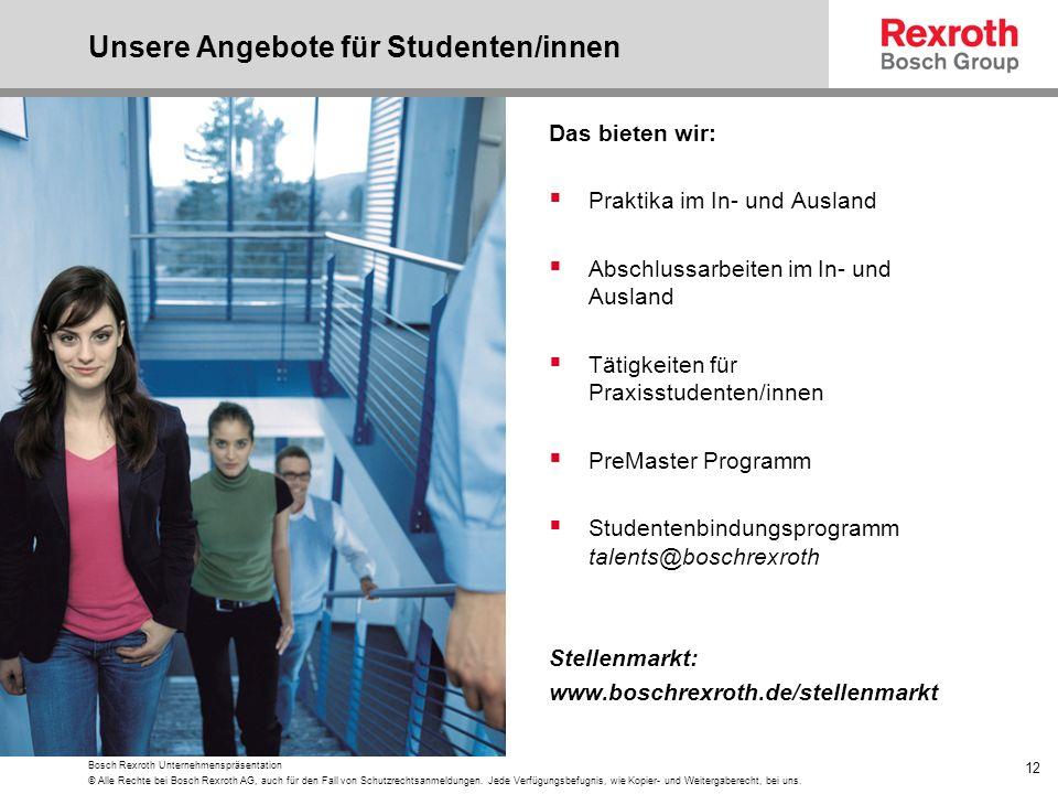 Unsere Angebote für Studenten/innen