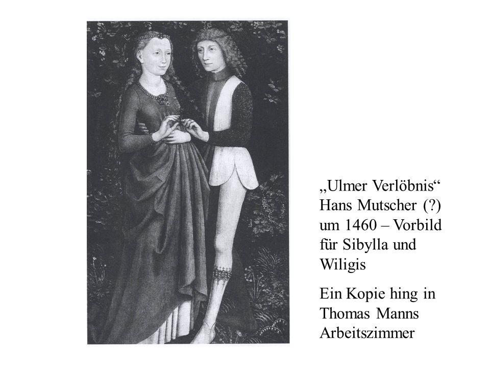 """Ulmer Verlöbnis Hans Mutscher ("