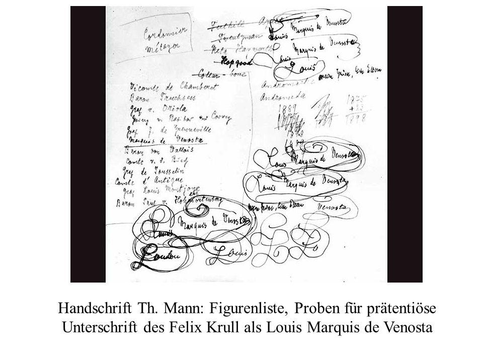 Handschrift Th.