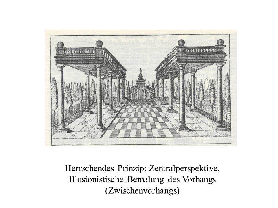 Harsdörffer GS VI 166f.Herrschendes Prinzip: Zentralperspektive.
