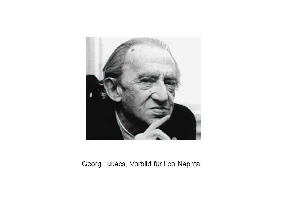Georg Lukács, Vorbild für Leo Naphta