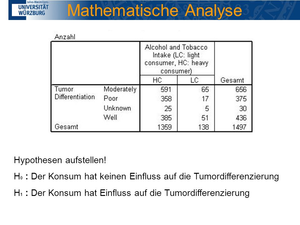 Mathematische Analyse