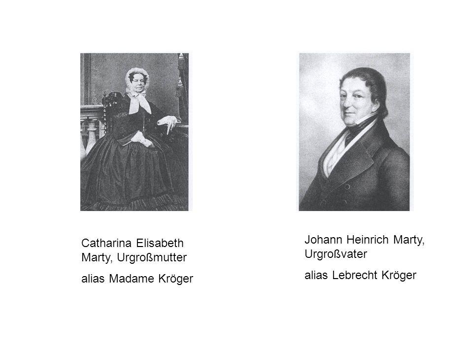 Johann Heinrich Marty, Urgroßvater