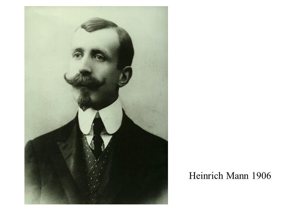 Heinrich Mann 1906