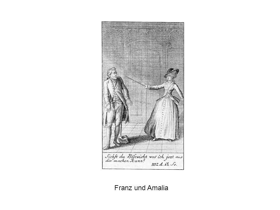 Franz und Amalia
