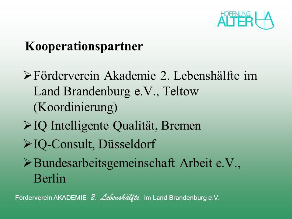 IQ Intelligente Qualität, Bremen IQ-Consult, Düsseldorf