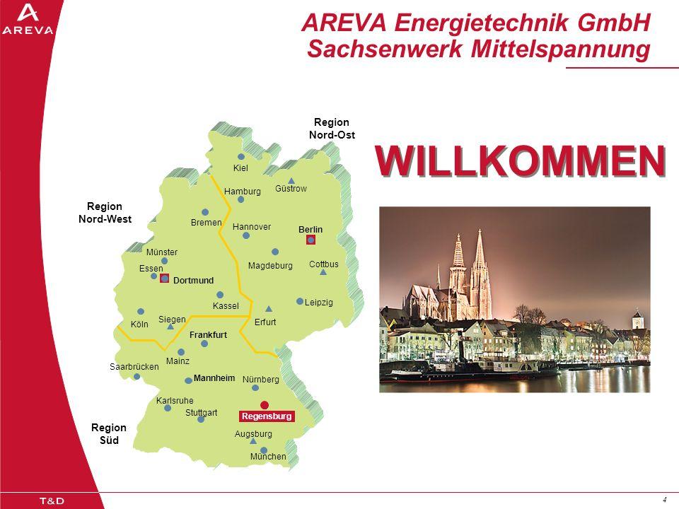 Areva energietechnik gmbh frankfurt