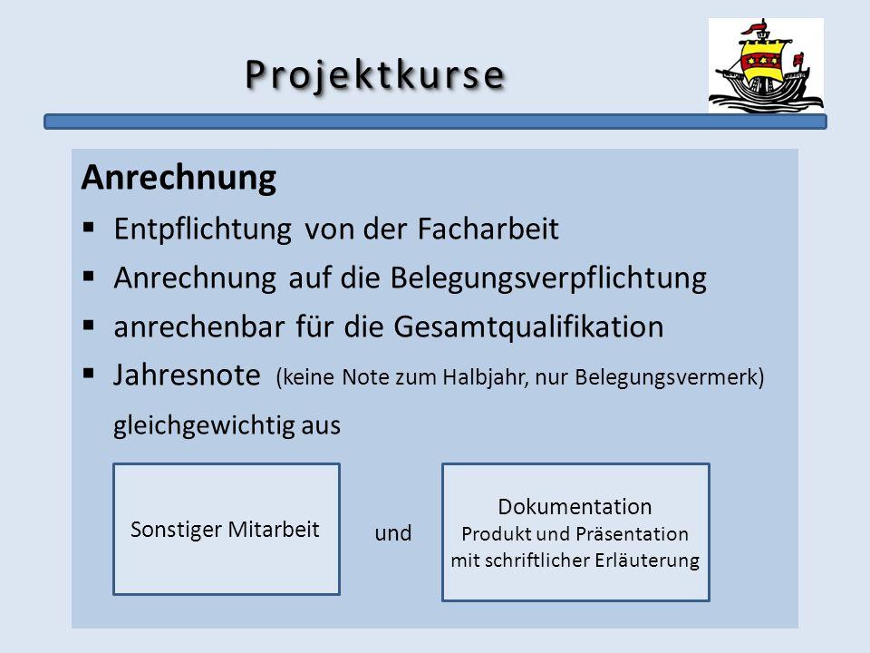 Produkt und Präsentation mit schriftlicher Erläuterung