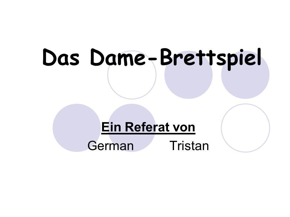 Ein Referat von German Tristan