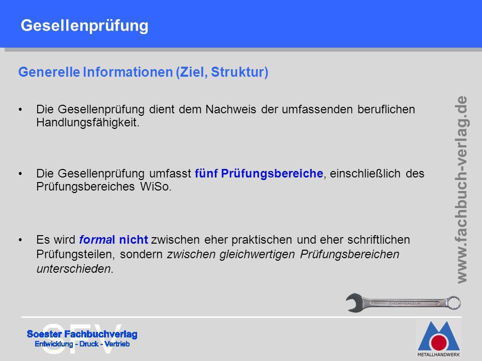 Gesellenprüfung www.fachbuch-verlag.de