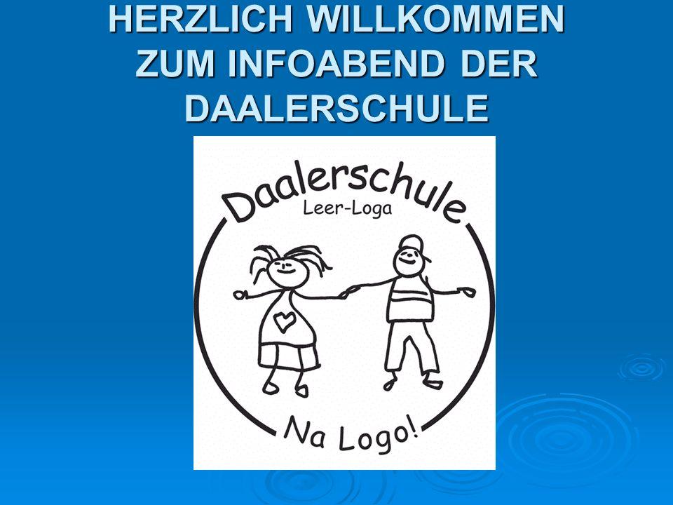 HERZLICH WILLKOMMEN ZUM INFOABEND DER DAALERSCHULE
