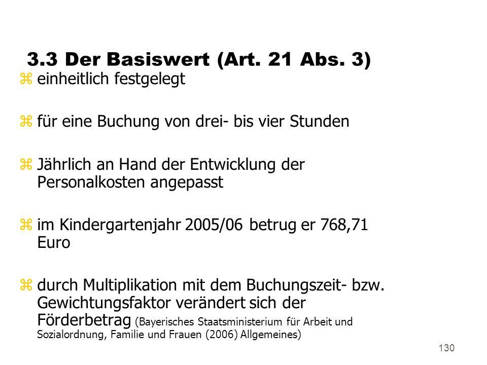 3.3 Der Basiswert (Art. 21 Abs. 3)