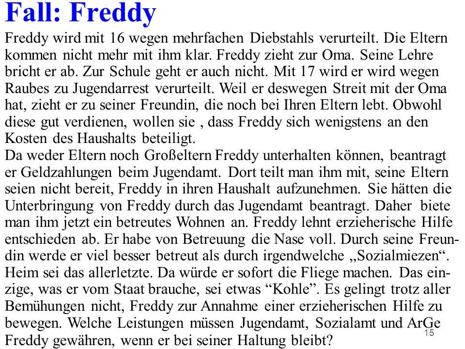 Fall: Freddy