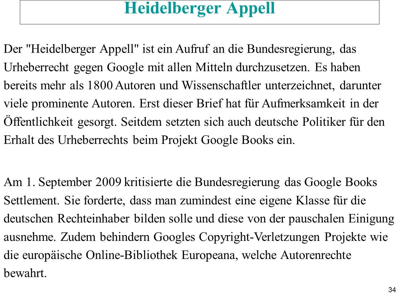Heidelberger Appell