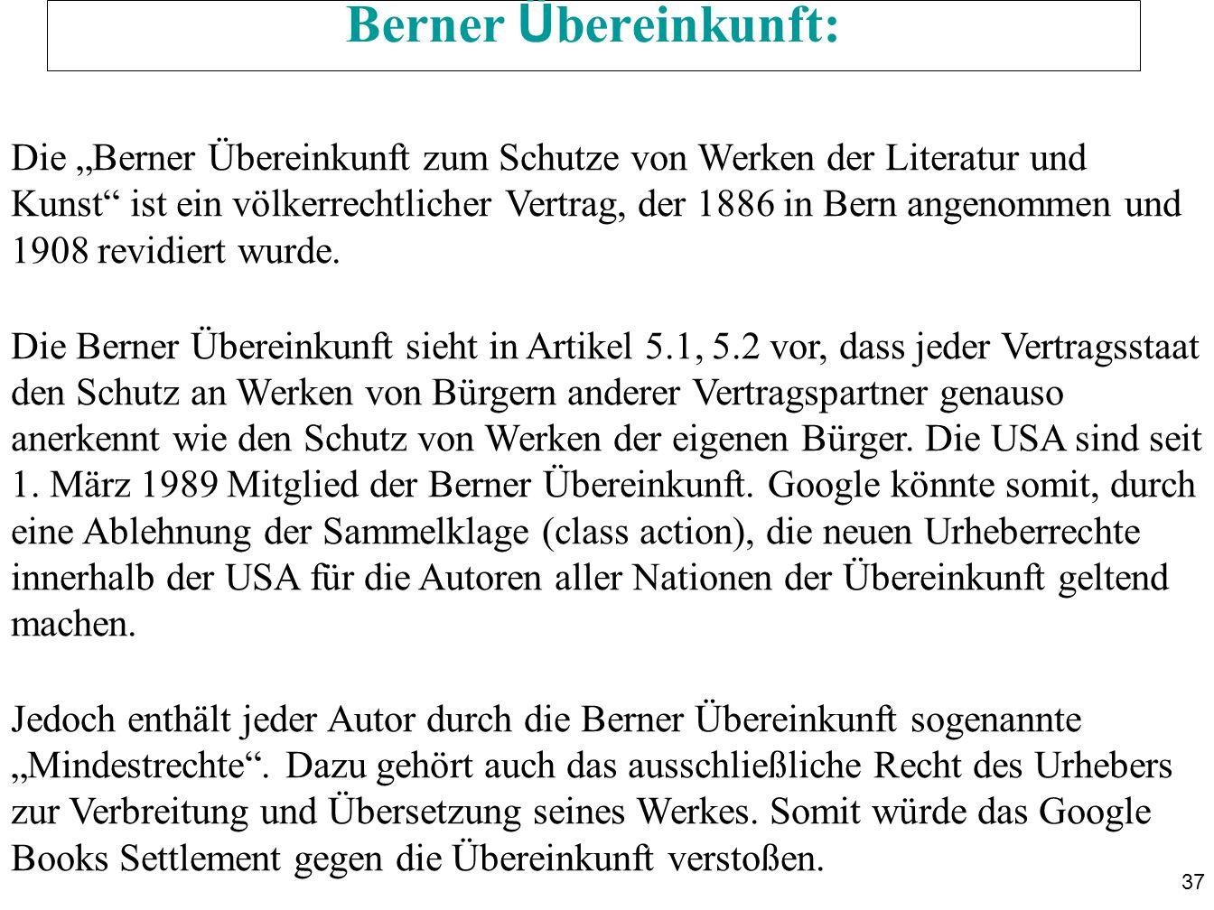 Berner Übereinkunft: