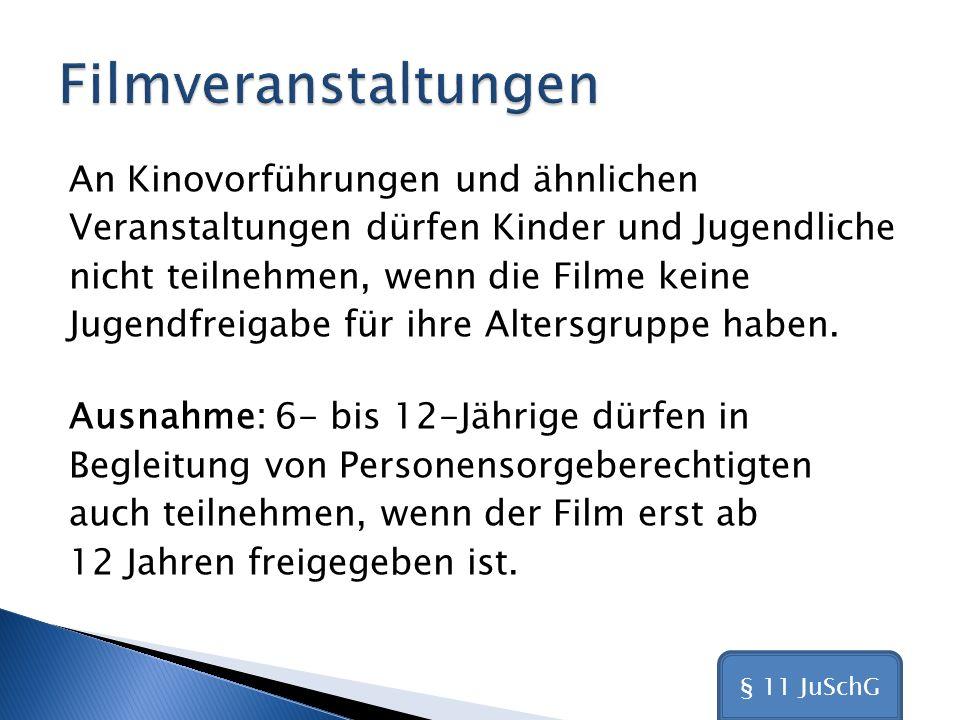 Filmveranstaltungen