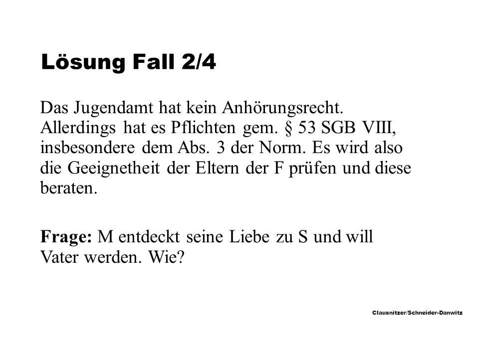 Lösung Fall 2/4