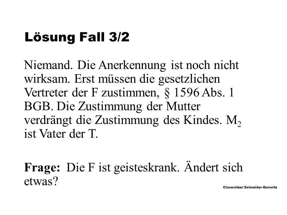 Lösung Fall 3/2