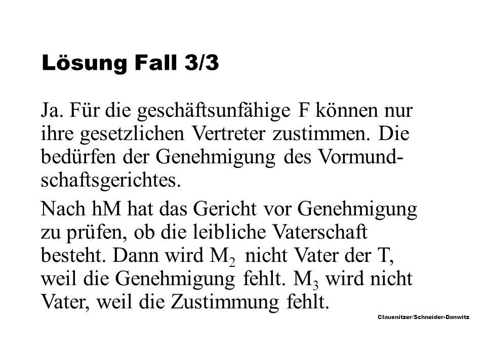 Lösung Fall 3/3