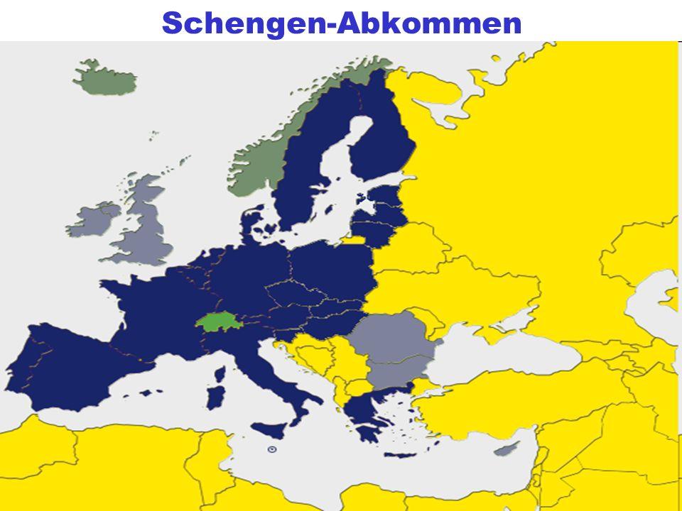 Schengen-Abkommen
