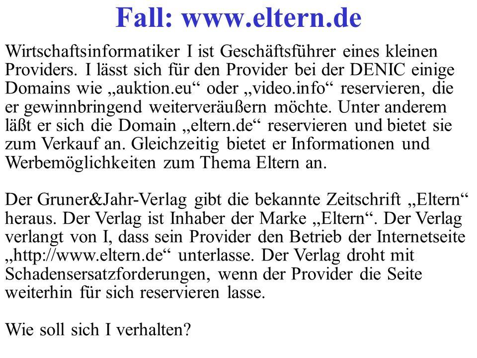 Fall: www.eltern.de