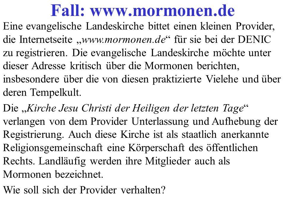Fall: www.mormonen.de