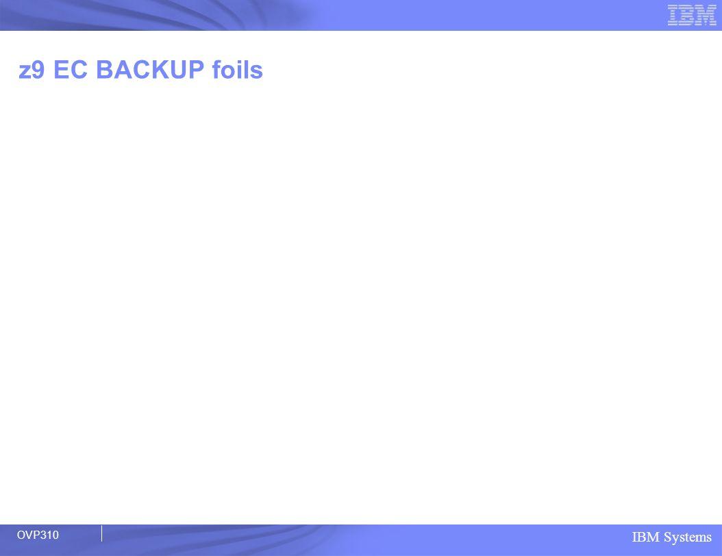 z9 EC BACKUP foils OVP310