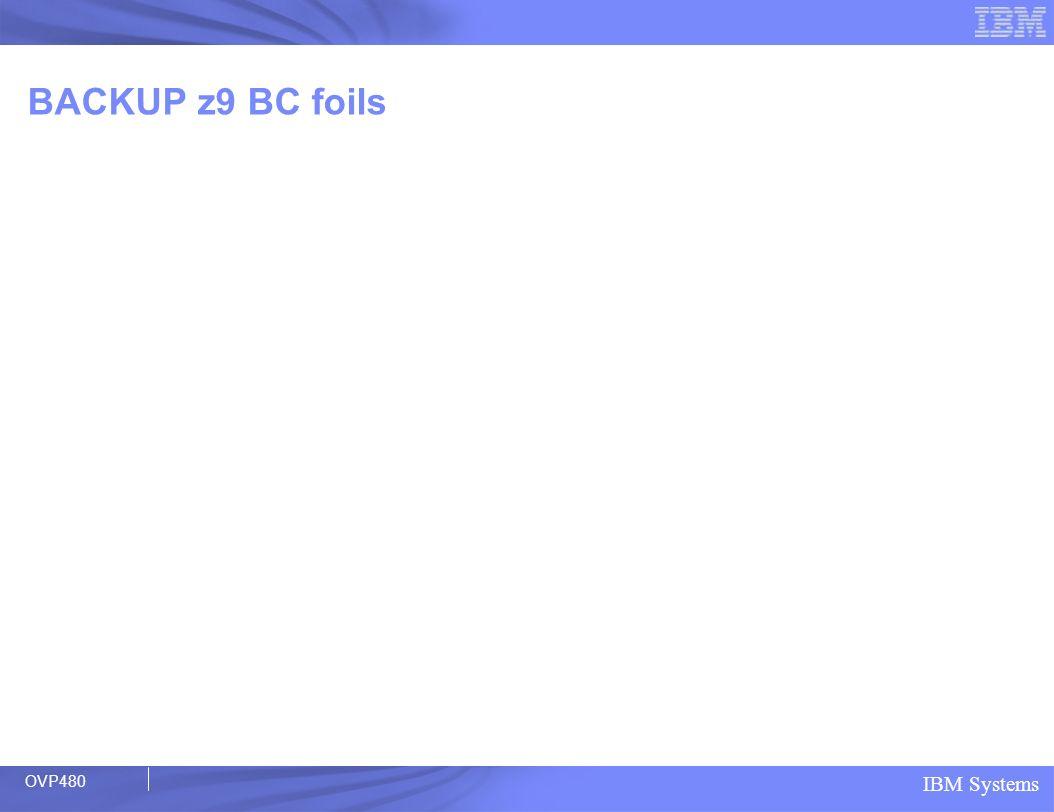 BACKUP z9 BC foils OVP480