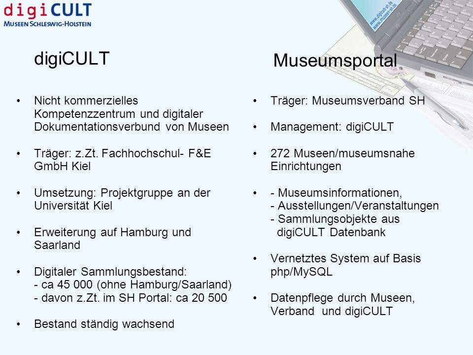 digiCULT Museumsportal