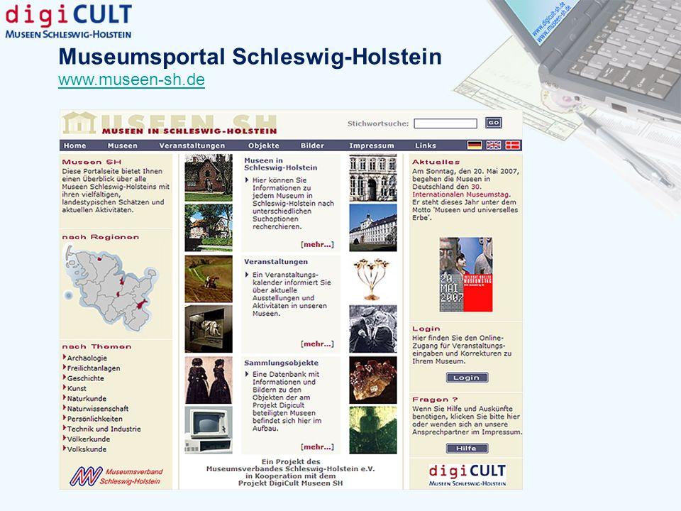 Museumsportal Schleswig-Holstein