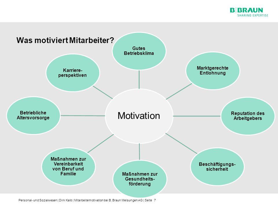 Was motiviert Mitarbeiter
