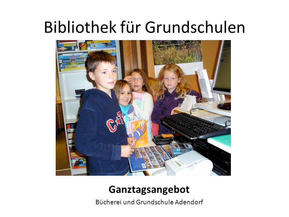 Bibliothek für Grundschulen
