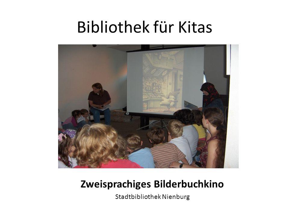 Zweisprachiges Bilderbuchkino